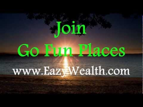 Go Fun Places,Go Fun Rewards (Real Work From Home)