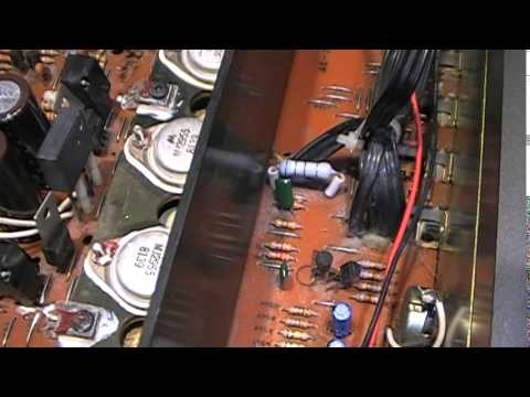 NAD 3020 Repaired and Restored JAN 2015 - YouTube