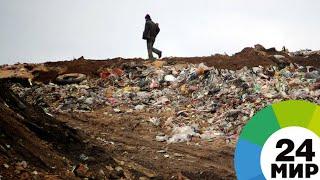 Мусорная перезагрузка: в Тбилиси решают вопрос переработки отходов / Видео