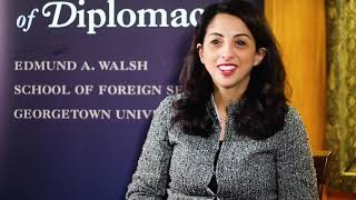 Diverse Diplomacy Leaders series with Miriam Murray