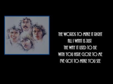 Lost Without Your Love + Bread + Lyrics / HD