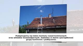 Kominiarze Poznań Spółdzielnia Pracy Kominiarzy