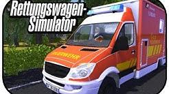Rettungswagen Simulator #01 - Aus dem Weg! - RETTUNGSWAGEN SIMULATOR 2012