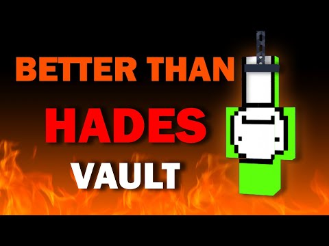 Ares Vault – A BETTER Prison than Hades Vault (inescapable)