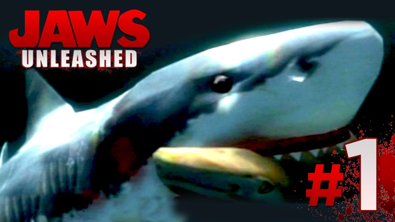 jaws unleashed gameplay mission 1 ps2 hd youtube