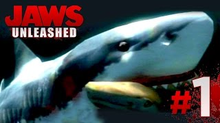 Jaws Unleashed - Gameplay Mission 1 (PS2) || HD