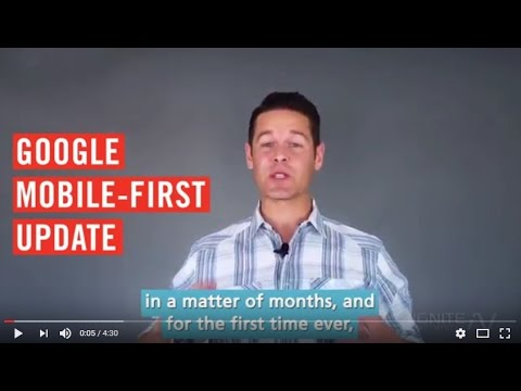 Google Mobile-First Update Is Coming Soon (Are You Ready?)