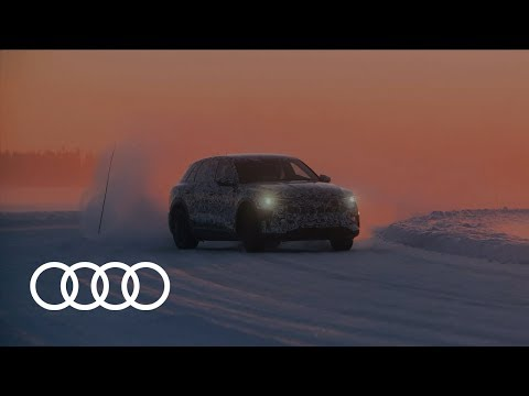 Audi e-tron making of – documentary on the electric SUV's development and production