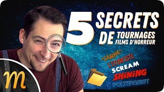 5 SECRETS DE TOURNAGES WTF !
