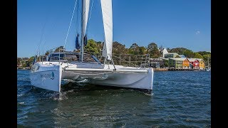 The ever-popular, and ever-reliable catamarans from seawind differ competition by being thoroughly open airy. 1260 is a derivation ...