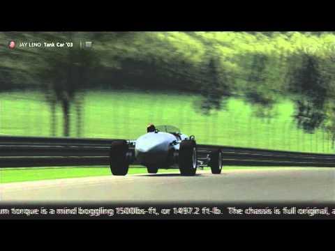 GT5 - Jay Leno Tank Car