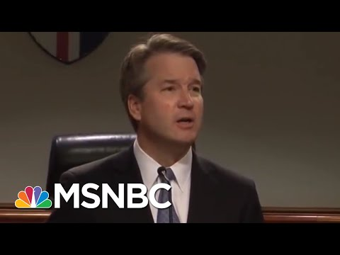 Who Is Brett Kavanaugh's Friend, Mark Judge? | Velshi & Ruhle | MSNBC