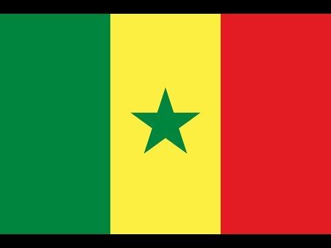 Флаг Сенегала.