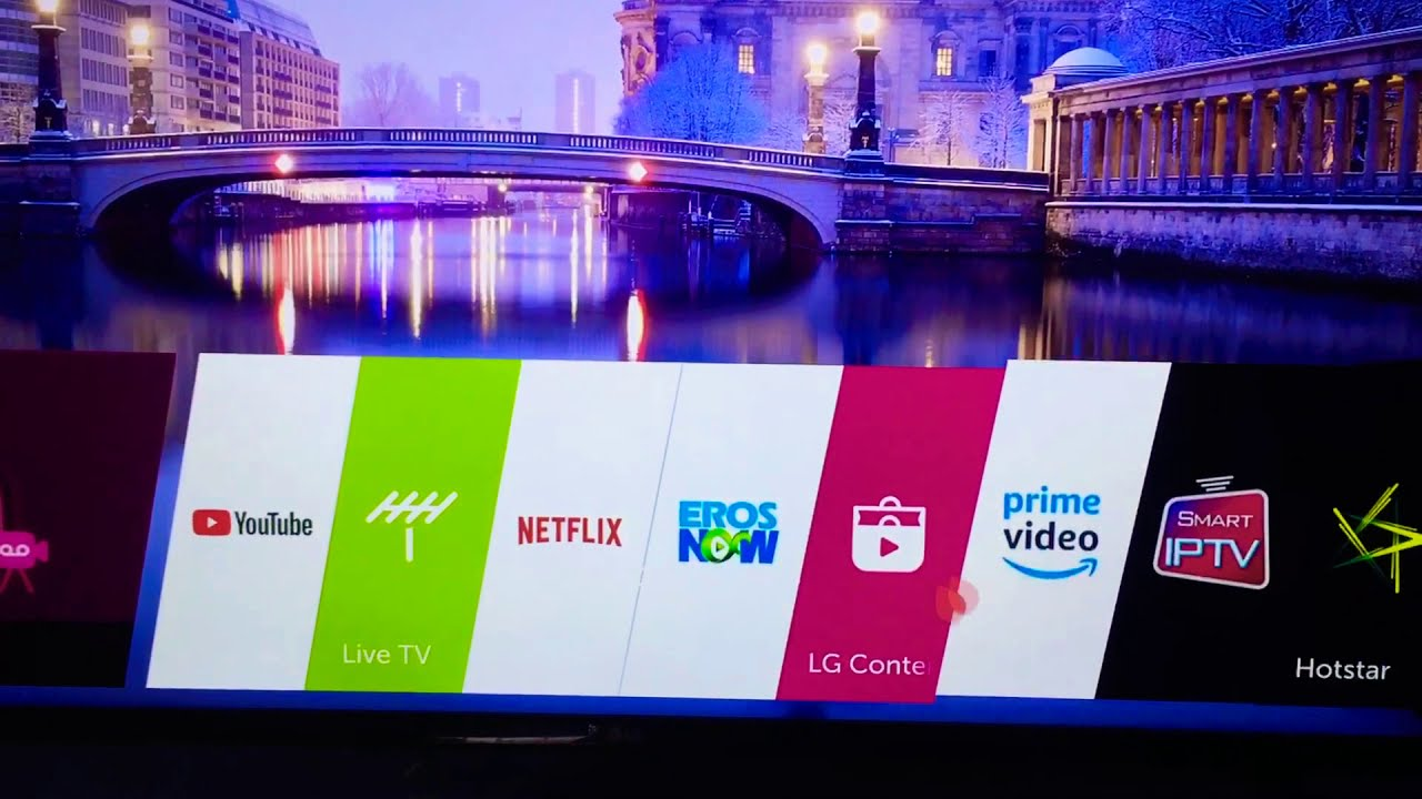 How to install HOtstar app on LG webos smart Tv  (For version 5 80 20)