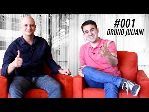 Série Maiores Coaches do Brasil | Episódio #001| Bruno Juliani