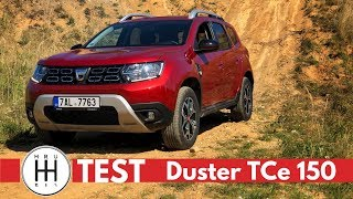 TEST Dacia Duster 150 TCe CZ/SK