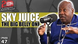 SKY JUICE ON METRO MEDIA, WORLD CLASH, HIS LEGENDARY STATUS, GETTING A STROKE, SHOTTAS AND MORE