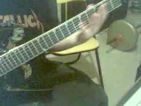 Metallica One cover