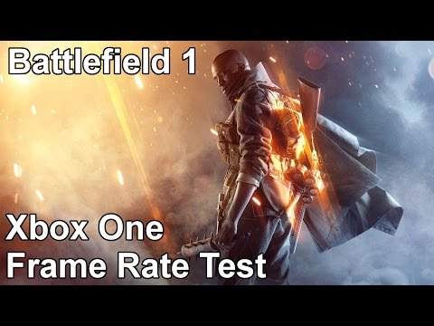Разрешение в Battlefield 1 на Xbox One колеблется в широком диапазоне