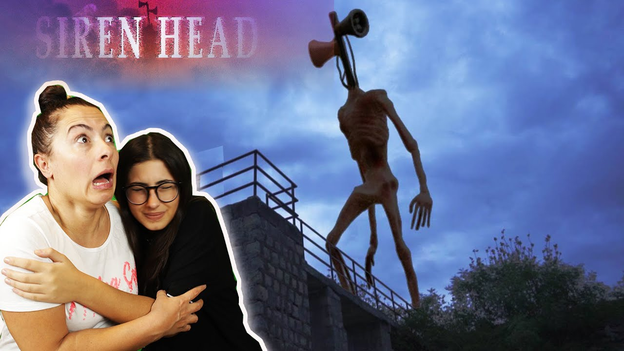 Scary Characters in Real Life - Siren Head, Piggy, Slenderman and other