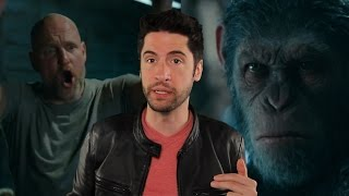 War for the Planet of the Apes - Final Trailer Review