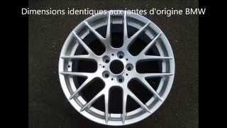 Jantes Alu BMW WSP Italy W675 Basel