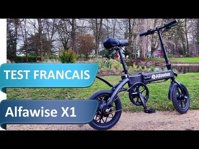 Entfernungsmesser Fahrrad : Alfawise x1 faltendes elektrisches fahrrad moped e
