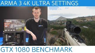 ARMA 3 4K ULTRA GTX 1080 BENCHMARK(, 2016-06-05T15:20:25.000Z)