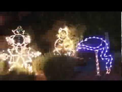 Zoo Miami Presents Zoo Lights