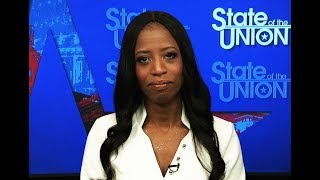 Republican Rep. Mia Love Can't Defend Trump's Sh*thole