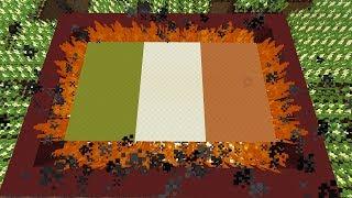 Three Irish Youtubers represent Ireland in Minecraft ft. CallMeKevin & Jacksepticeye