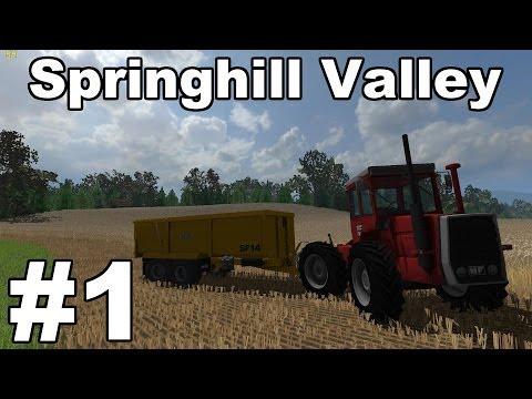 Farming Simulator 2013: Springhill Valley Episode 1