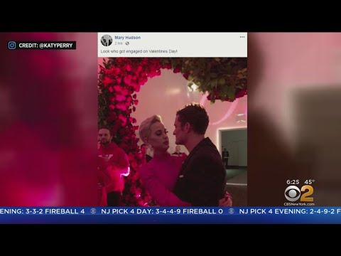 Katy Perry, Orlando Bloom Engaged Mp3