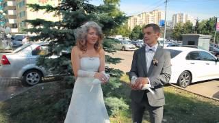 Свадьба. Денис и Анна. 03.08.2012