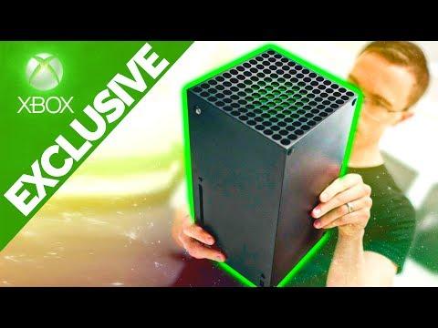 Видео: Xbox Series X внутри, подробности о консоли, геймпаде и геймплее