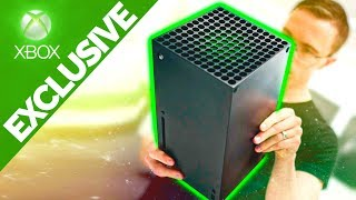 Xbox Series X Hands On, Gameplay & Controller!