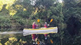 Canoeing in the Garden Route