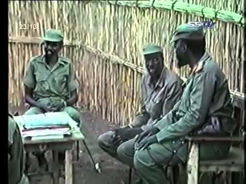 The Sudan Peoples Liberation Army SPLA