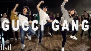 GUCCI GANG - Lil Pump Dance | Matt Steffanina X Josh Killacky Choreography
