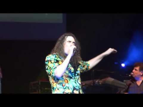"Weird Al Yankovic ""Medley (Part 1)"" 7/14/2011 Lancaster, PA"