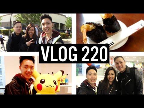 Mitsuwa 🍱🇯🇵 / Japanese Food 🍙🍣 / Kinokuniya / Nintendo World NYC! | Vlog 220