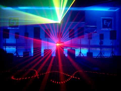 Volumetric Three Dimensional Laser projector finale .MOV