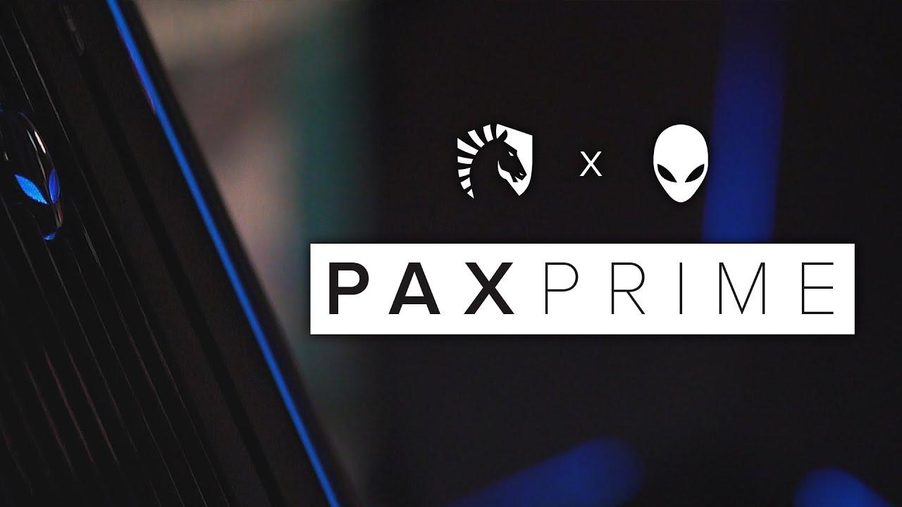 Team Liquid At Pax West