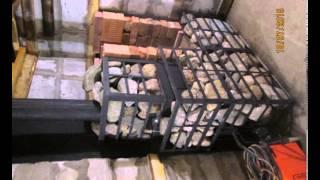 видео Как правильно построить баню из пеноблоков