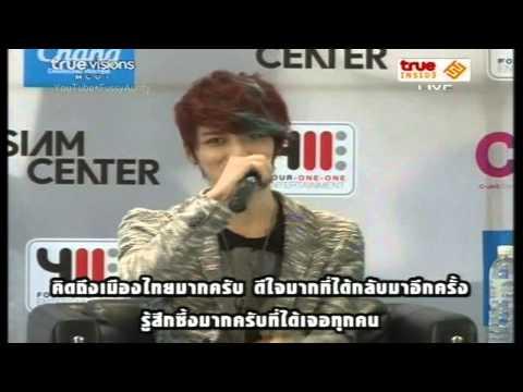 Kim Jae Joong | K-News@Thai Feb 17, 2013 (1/2)