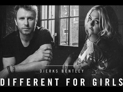 Dierks Bentley Different For Girls Lyrics