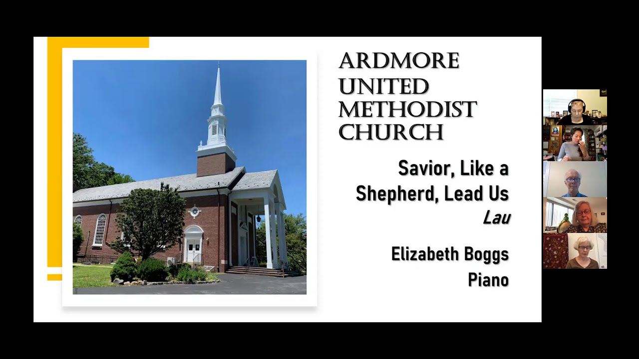 September 27 Online Worship Ardmore UMC PA