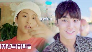 Gambar cover SEVENTEEN/NCT 127 - Summer 127 / Swimming Fool ( MashUp ♪ )
