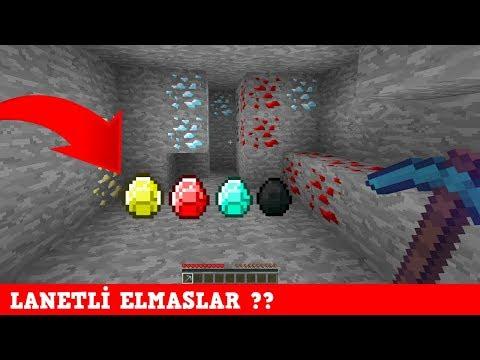 HIRSIZ VS POLİS #40 - Lanetli Elmaslar (Minecraft)