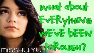 Vanessa Hudgens - Gotta go my own way (Lyrics+DL)